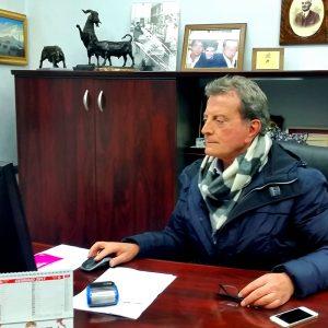 presidente Antonio Ardolino
